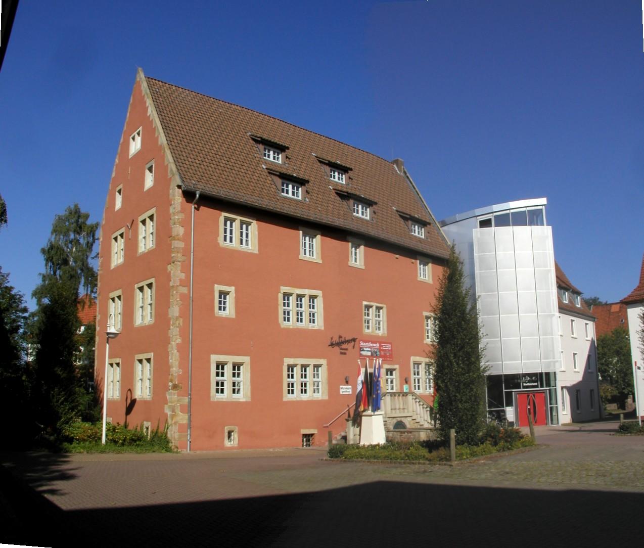 Eulenburg Fassade