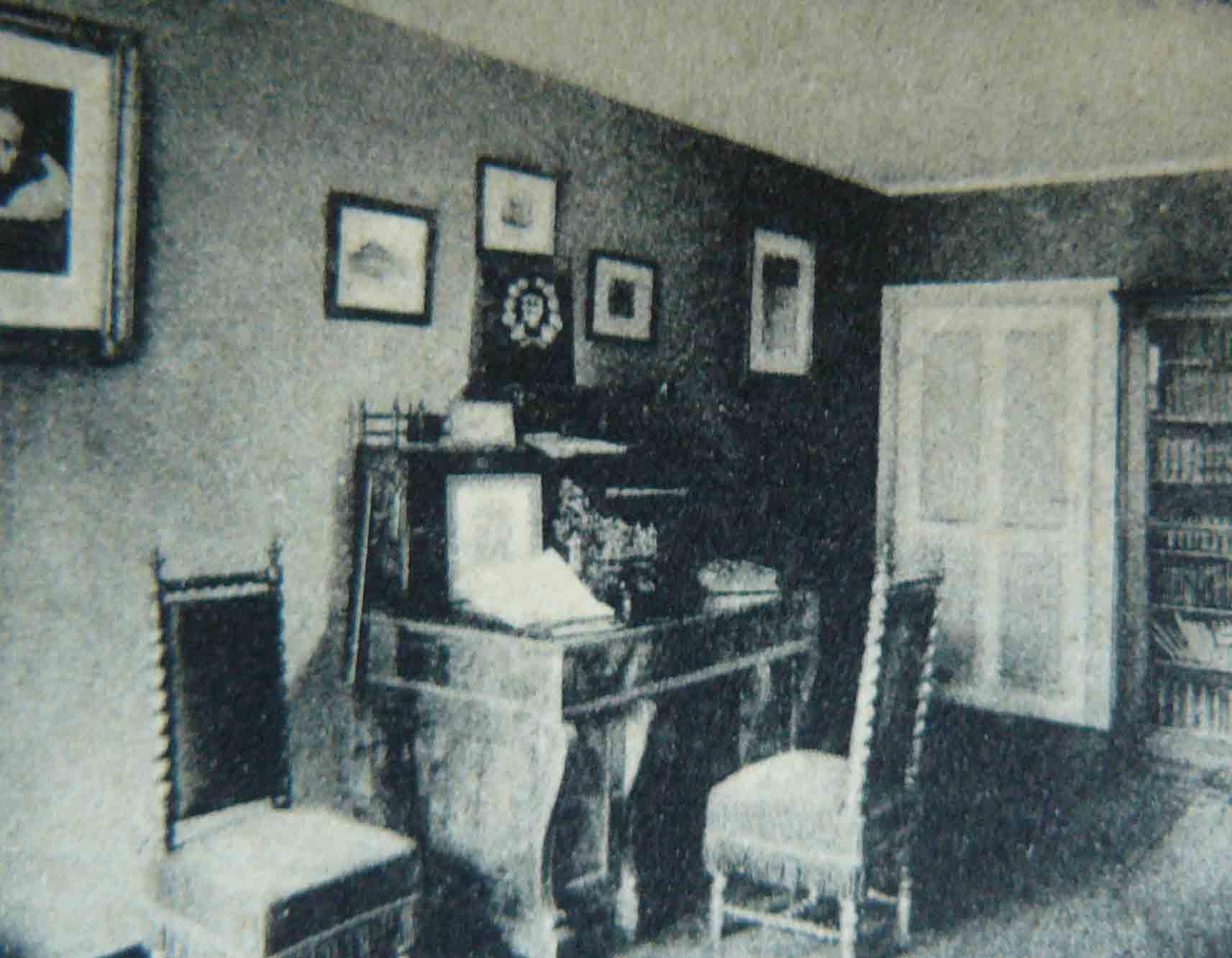 Dingelstedtzimmer im Alten Museum
