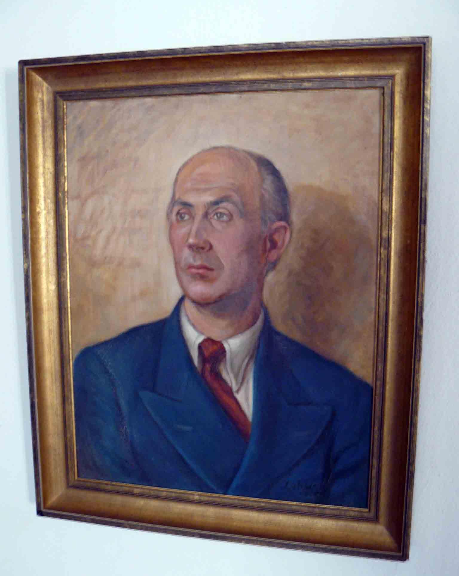 Gemälde Brunnemann