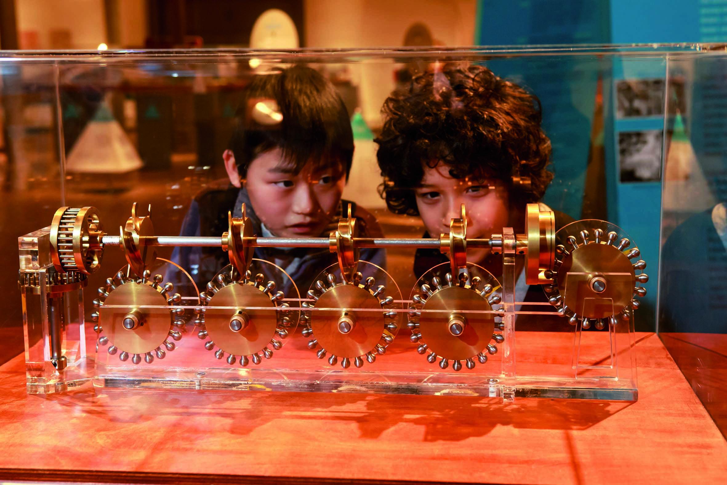 Schneckenvarianten Leonardo