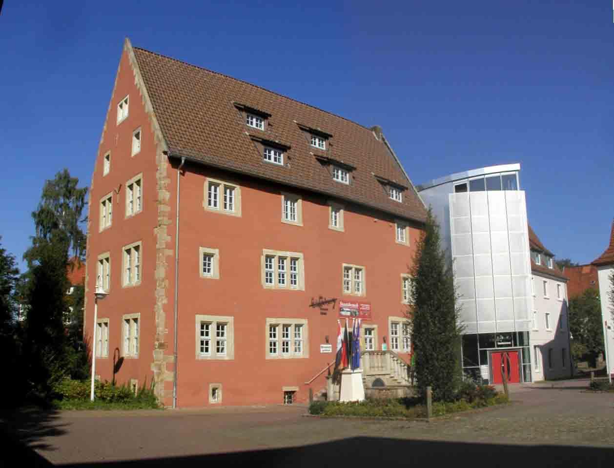 Fassadenansicht Eulenburg