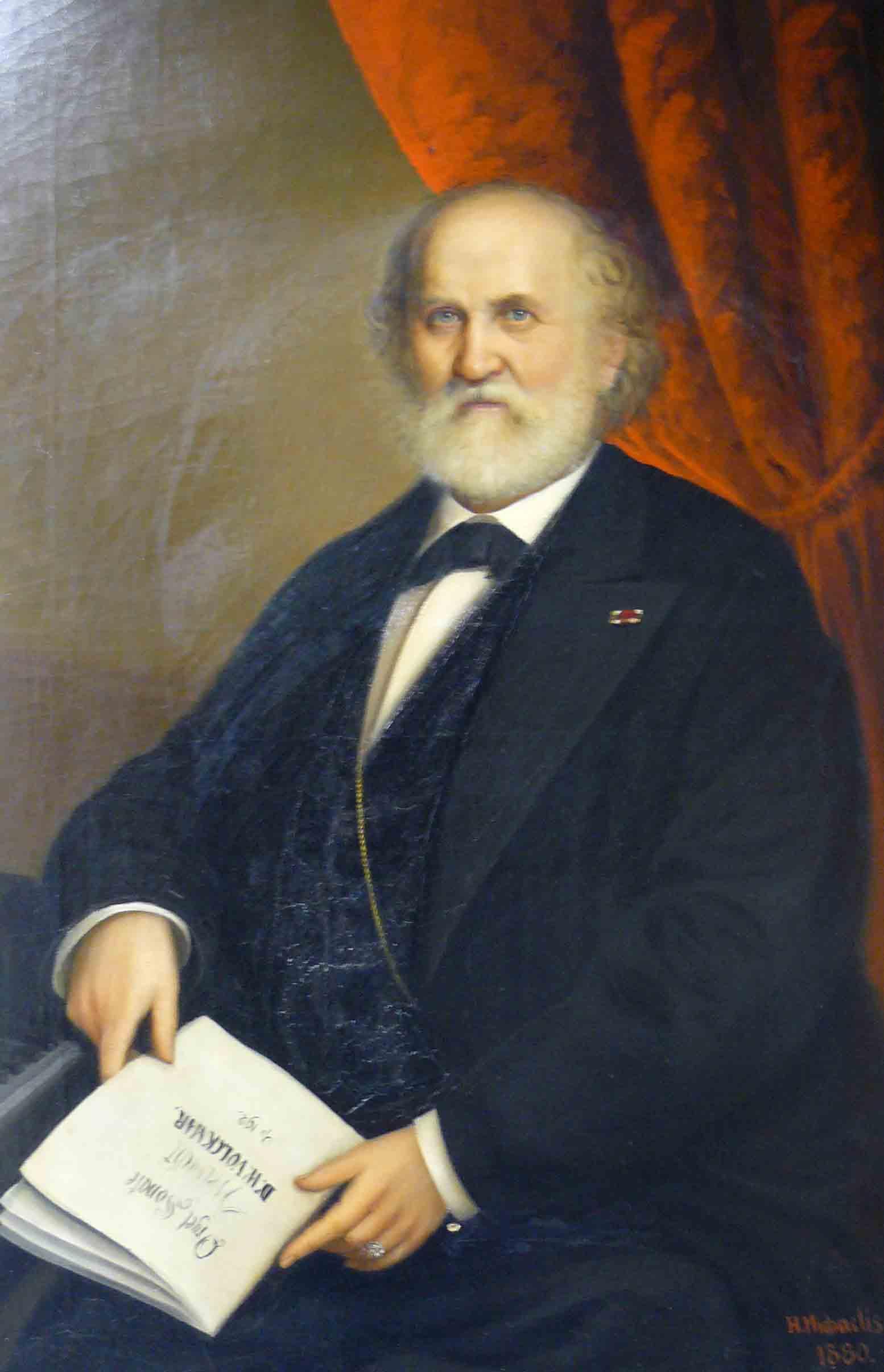 Dr. Wilhelm Volckmar