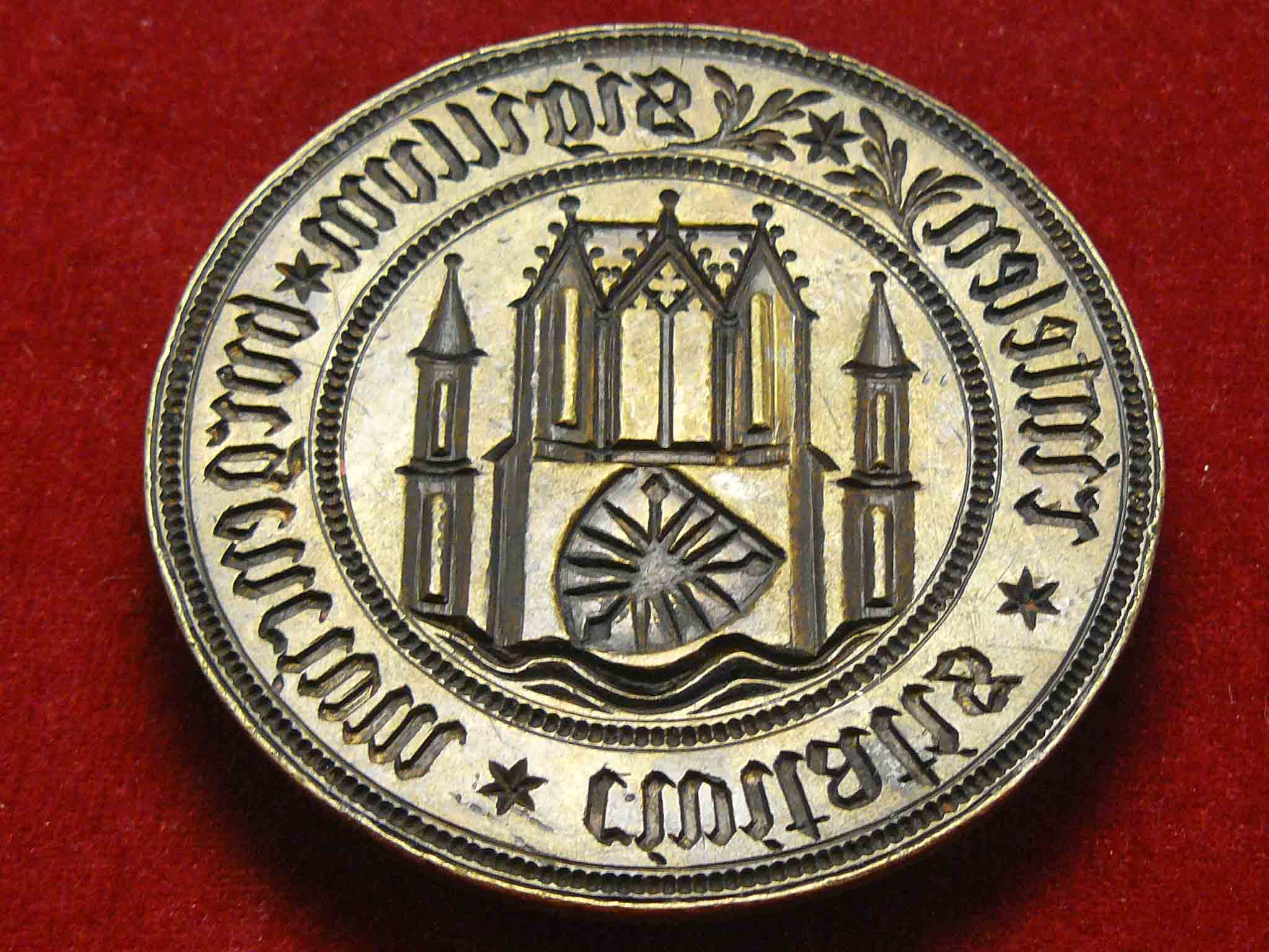 Siegel um 1430