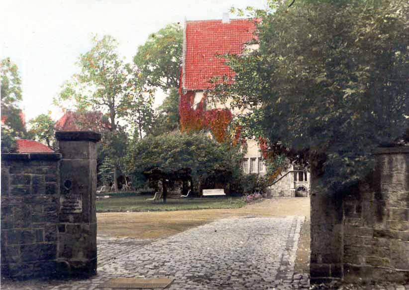 Eulenburg um 1950